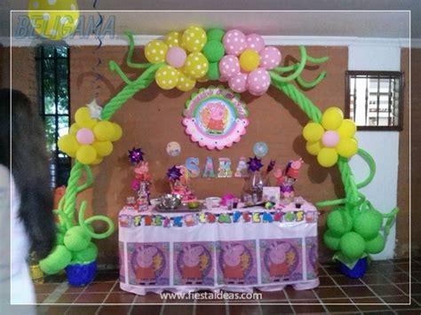 decoracion cumplea os peppa pig peppa pig original de cumplea 241 os infantil