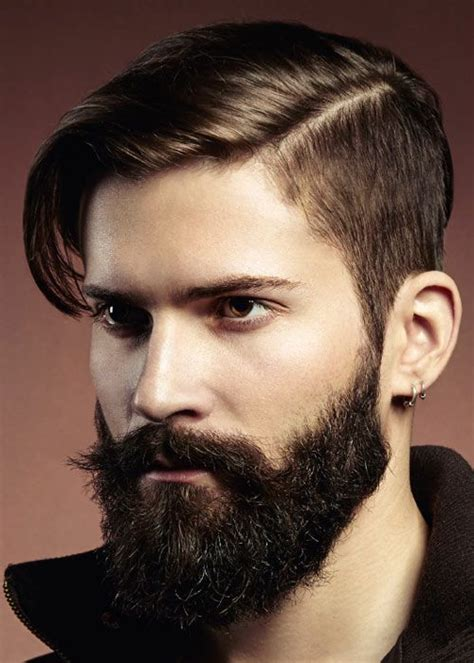 hairstyles that go with a moustache 10 beard styles for 2016 different types of style and