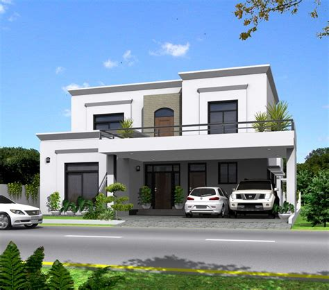 front elevations of indian economy houses elevations of residential buildings in indian photo