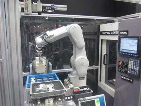 Mitsubishi Robot Mitsubishi Electric F Series Robot Machine Tending