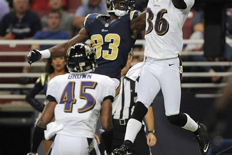 st louis rams wide receiver depth chart rams wide receiver depth chart clearing up turf show times