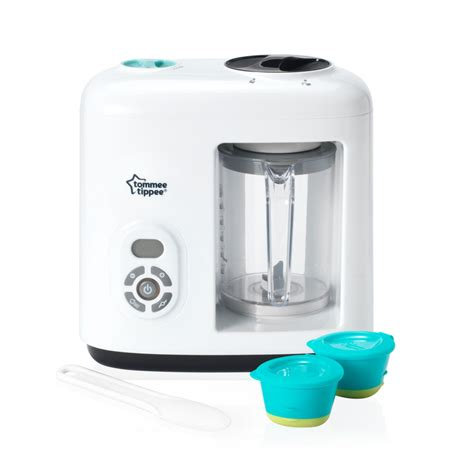 Blender Baby Food tommee tippee baby food steamer blender co uk baby