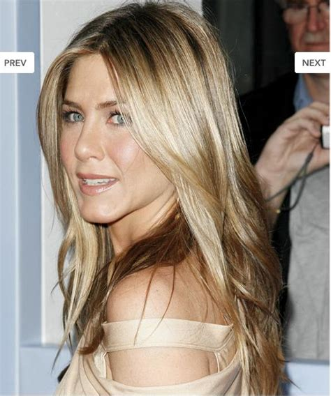 jennifer anistons hair color formula jennifer aniston color formula hairstylegalleries com