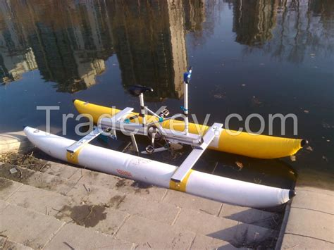 inflatable pedal boat for sale inflatable pedal boats water bikes water bicycle for sale