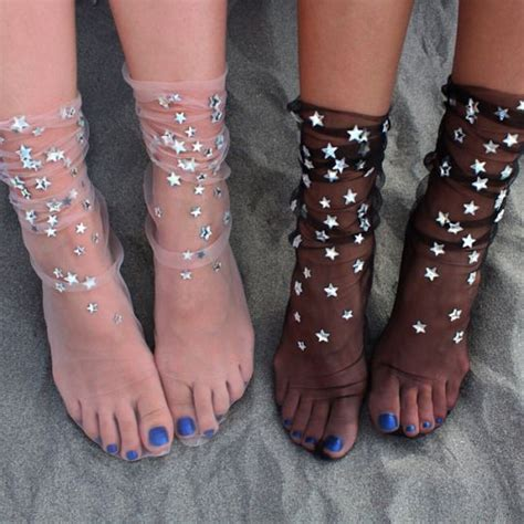 diy pageant socks trendy bridal sheer socks fashion weddceremony
