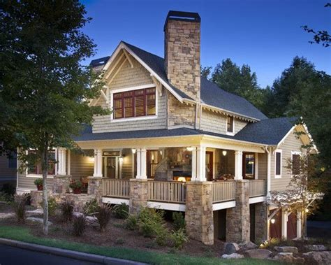 17 best ideas about craftsman style homes on