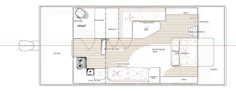 kalash layout boat for sale catamaran sailboat floor plans 3 free boat plans top