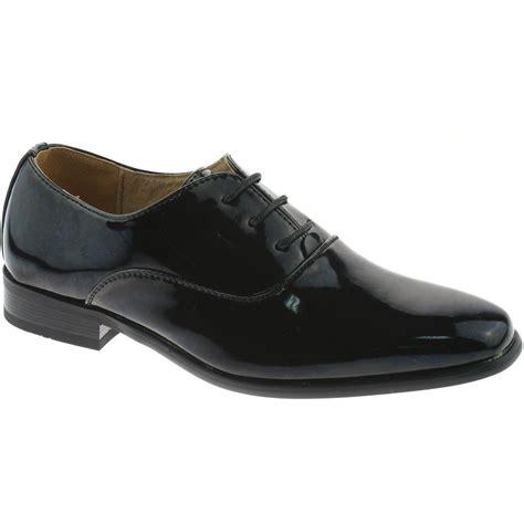 size 10 shoes boys smart patent shoes size uk 8 5 5 wedding