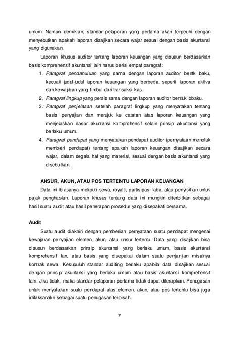 makalah membuat laporan wawancara contoh makalah catatan atas laporan keuangan laporan 7