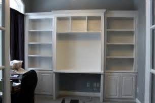 Bookshelves And Desk Built In Bookcases And Built In Desks On Pinterest Bookcases