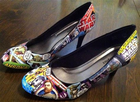 Diy Decoupage Shoes - release your inner with diy shoes