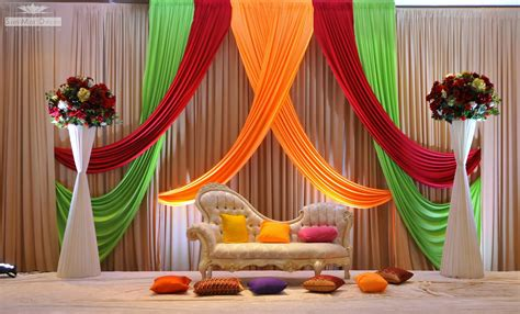 simple wedding stage decoration with flowers homemade simple wedding stage decoration photos reception