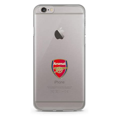 Arsenal Iphone 7 new official intoro arsenal fc tpu football protective
