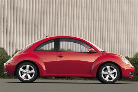 volkswagen new beetle red 2007 volkswagen new beetle vin 3vwpw31c27m516100