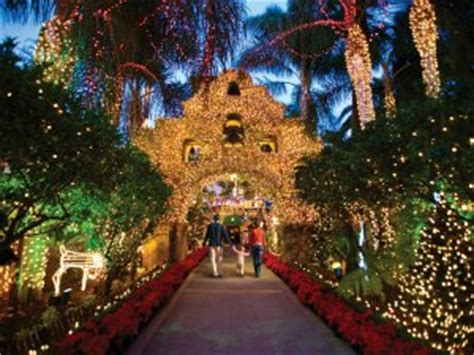2017 Complete List of the Best Holiday Christmas Lights in Los Angeles County & Southern