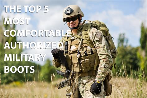 most comfortable army boots the top 5 most comfortable military boots 2017