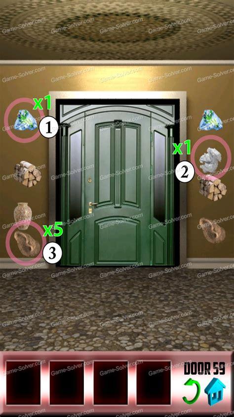 100doors lvl 4 100 doors level 59 game solver
