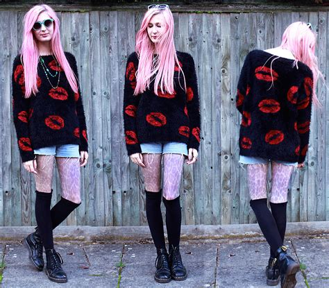 diy knee high socks from tights barter primark sunglasses new look necklaces