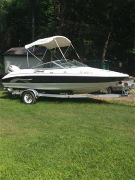 2000 17 foot seaswirl bowrider power boat for sale in - Boats For Sale In Niles Mi