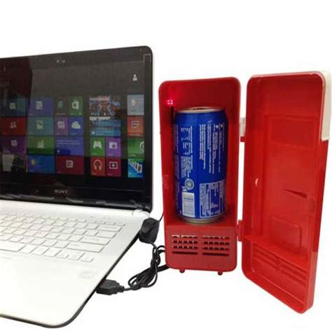 Kulkas China Murah kulkas mini portable usb fridge 163 barang unik china