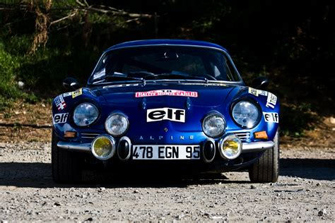 renault alpine a110 rally 1973 renault a110 gallery