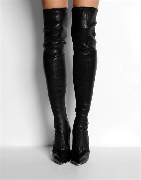 casadei boots casadei boots in black lyst