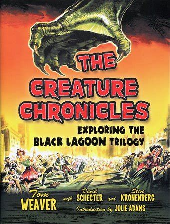 the creature chronicles exploring the black lagoon