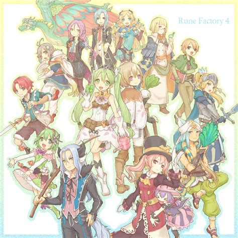 Rune Factory 4 Wardrobe by 36 Best Images About Rune Factory On Knitting
