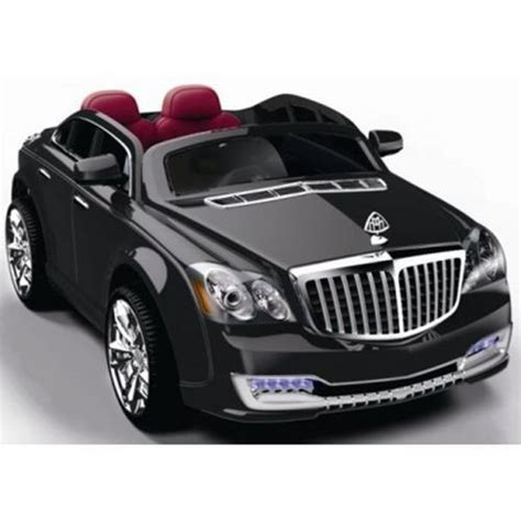 car toys wheels ride on car for kid powered wheels rc 12v maybach