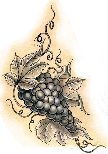 grape tattoo designs 17 best images about henna en tattoos on