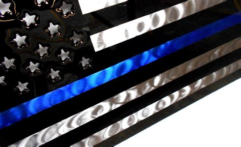 the blueline child of the thin blue line