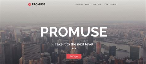 20 Professional Corporate Muse Website Templates Muse Website Templates