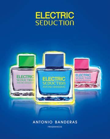 Parfum Electric Antonio Banderas electric blue for antonio banderas parfum