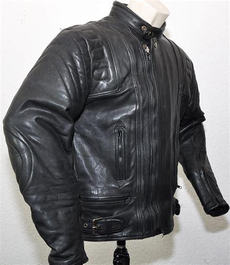 Motorrad Lederjacke Akito akito motorrad jacke motorradjacke motorradlederjacke 52 m