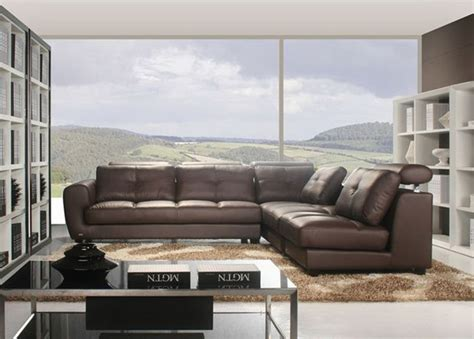 high end corner sectional l shape sofa contemporary