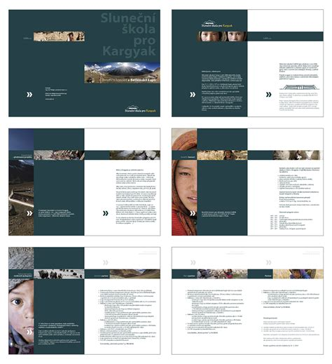 brochure templates for school project sun school project brochure by kirkland0stanley on deviantart