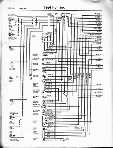 1968 Gto Wiring Diagram Wiring Library
