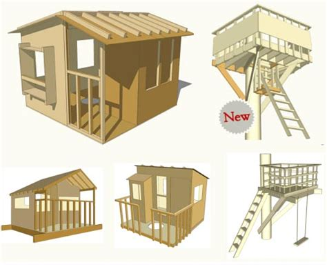 treehouse floor plans downloadable tree house plans apartment therapy