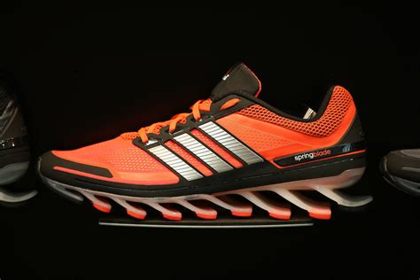 Adidas Springblade New here s how adidas new ceo will try to nike