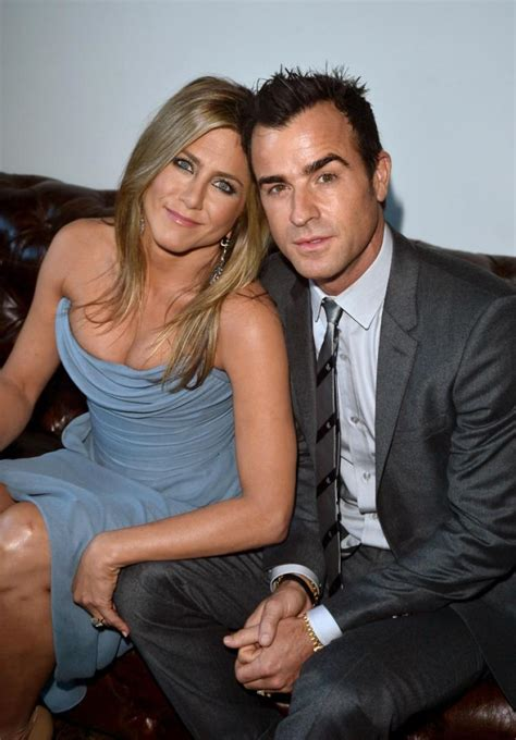 jennifer aniston dating justin theroux on dating jennifer aniston it s like a
