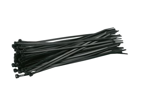 Cable Tie 25 Cm cable ties 25 cm 50 pcs black veto