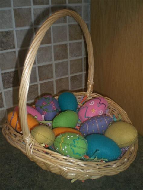 felt egg pattern felt easter eggs wee folk art