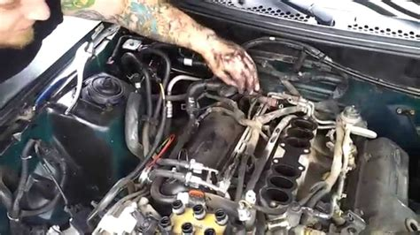 98 mustang intake manifold how to fix 1998 3 8 mustang intake gaskets