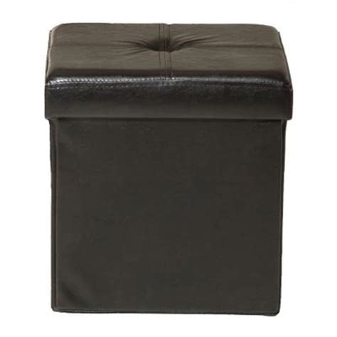 home depot storage ottoman home decorators collection folding storage ottoman