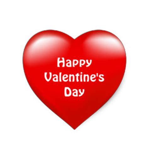 happy valentines day stickers zazzle