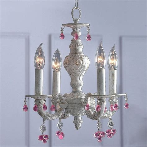 Antiqued Chandelier Eclectic Kids Ceiling Lighting Childrens Pendant Lighting