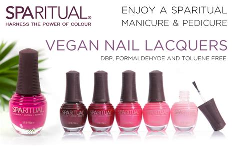Sparituals Nail Lacquer Megs Make Up Reviews by Non Toxic Nail Pregnancy Lounge