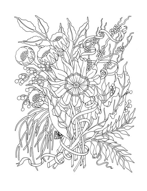 coloring pages for adults abstract flowers coloring pages adult coloring pages flowers free coloring
