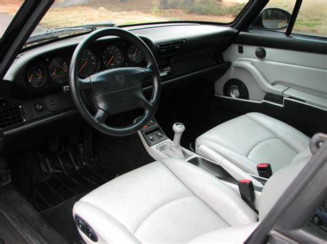 Porsche 993 Interior by Porsche 993 Interior Image 258