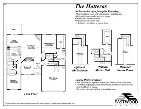 hatteras eastwood homes intended for great eastwood